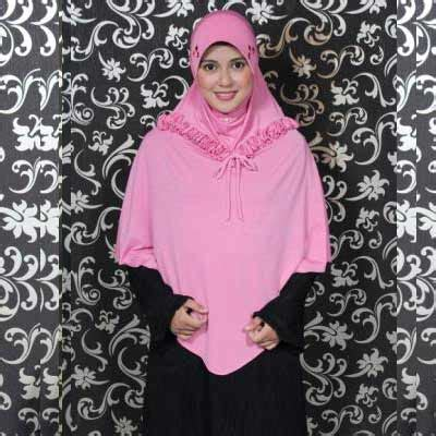 Toko Jilbab toko jilbab n scebiosa light pink murah jual jilbab
