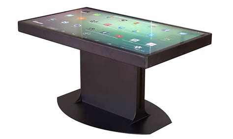 High Tech Coffee Table Enter To Win A High Tech Multitouch Coffee Table Get It Free
