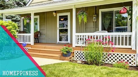 porch blueprints must see 30 simple front porch design ideas homeppiness
