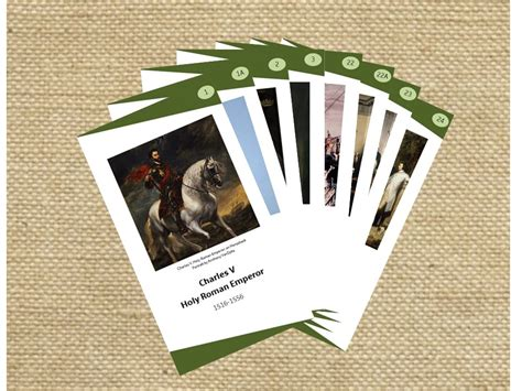 cards history all early modern history products olive grove educators