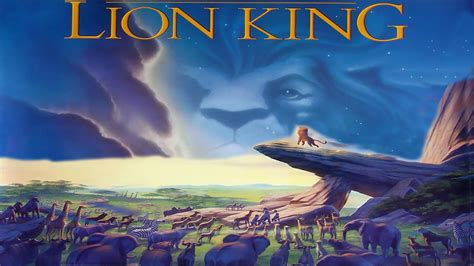 video film lion king pics for gt lion king movie cover