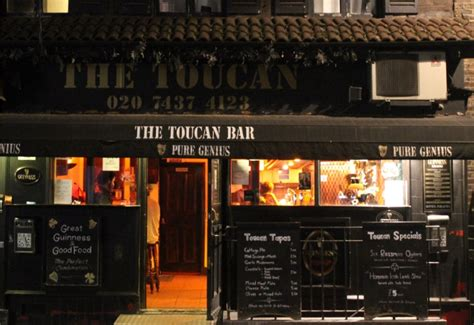 Top Bars In Soho by The Toucan Soho Pub Reviews Designmynight