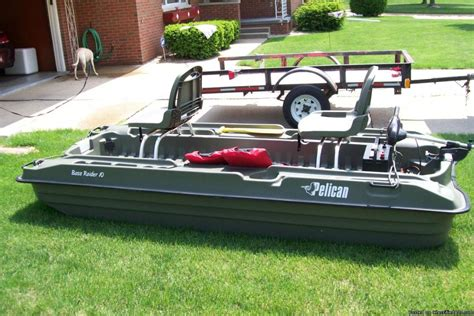 used pelican bass boats for sale pelican bass boats for sale