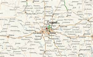 map coppell texas gu 237 a urbano de coppell