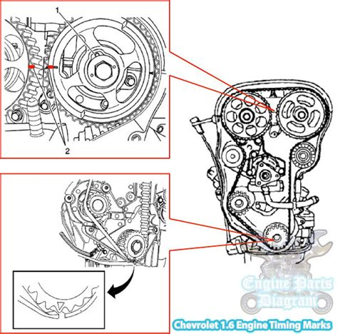 chevy cruze timing belt marks 2002 2010 chevy aveo timing belt mark diagram 1 6 l engine
