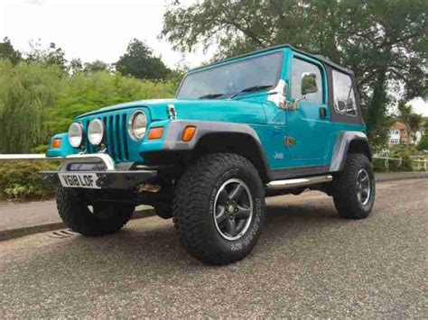 Top Jeep For Sale Jeep 1999 Wrangler 4 0 Sport Soft Top Car For Sale