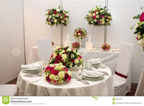 fancy table set for a dinner royalty free stock image fancy table set for a wedding royalty free stock image