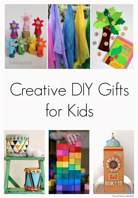 creative handmade toys and for on