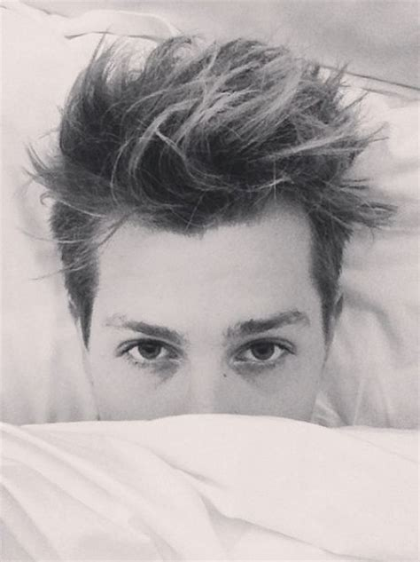 bed eyes james gives us his come to bed eyes uhoh the vs james mcvey s best