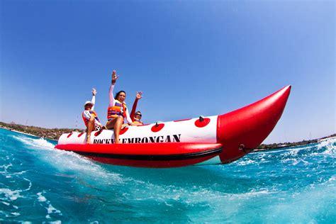 banana boat sunscreen bali lets get wet putu bali tour guide
