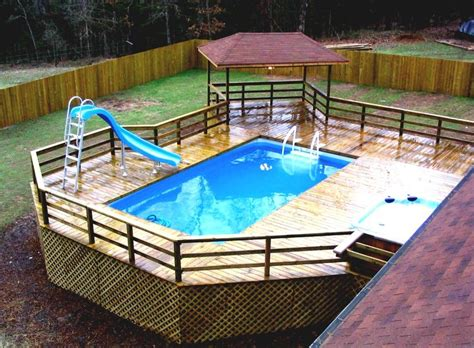 coolest latest gadgets aboveground outdoor pool devoto the 25 best ideas about intex above ground pools on