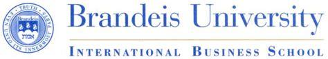 Brandeis Mba Ma by Brandeis International Business School
