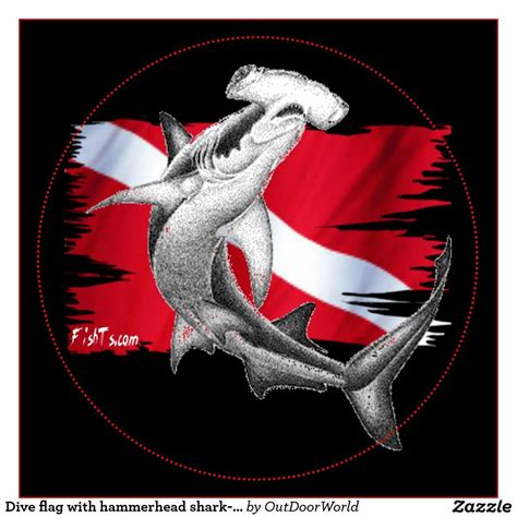 dive flag tattoo designs diving flag with hammer shark search