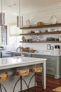 Kitchen Cabinets Shelves by 17 Best Ideas About Open Kitchen Shelving On Pinterest