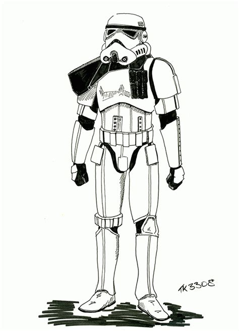 stormtrooper coloring pages stormtrooper coloring page coloring home