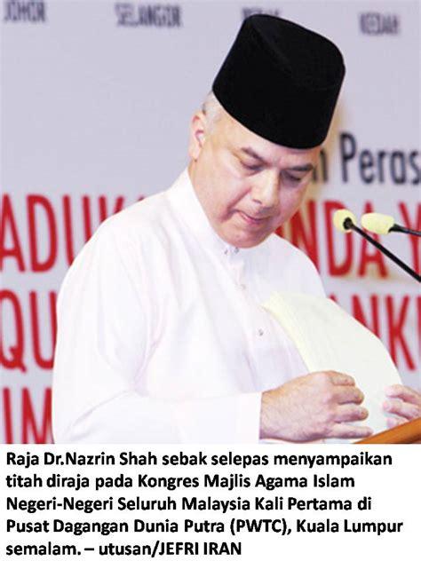 Dapatkan Raja Sedia Sedia Sale Raja Raja Sedia Sedia Raja Sedia Sale S idristalu islam diperalat untuk dapatkan kuasa raja nazrin