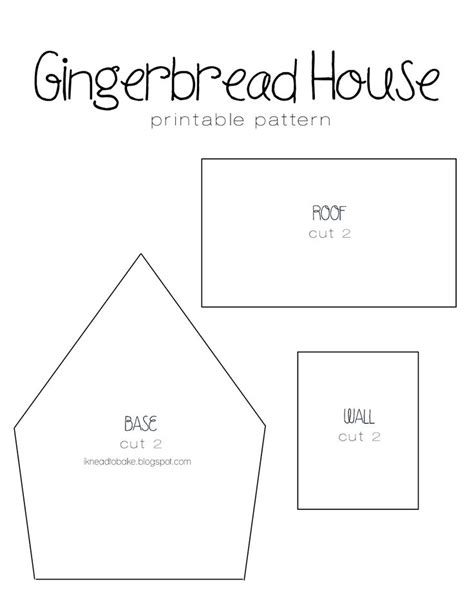 Gingerbread Recipe Card Template by 17 Best Ideas About Recipe Templates On