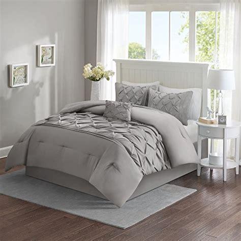 comfort bed sets comfort spaces cavoy comforter set 5 piece tufted