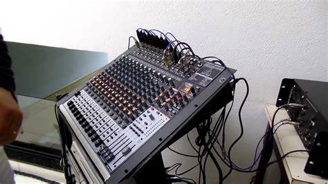 Mixer Behringer Xenyx X2442usb behringer xenyx x2442usb mixer review 14 57