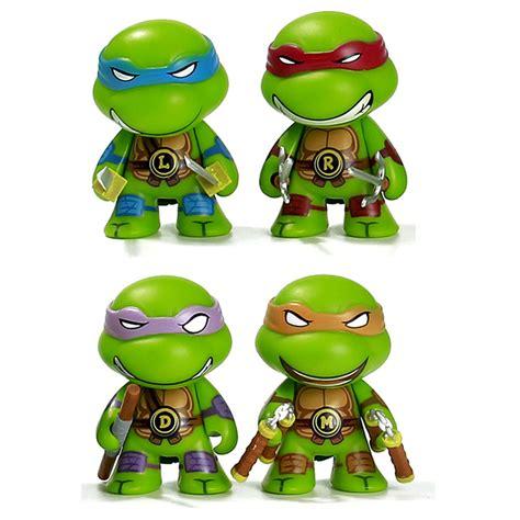 Set Mutant Turtles B 4 Karakter Berkualitas tartarugas vender por atacado tartarugas comprar por atacado da china