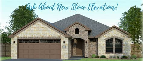 permian homes semi custom home townhome builder in