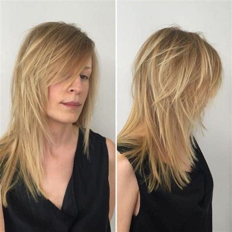 how to blow dry a shag haircut 1000 ideas about long shag haircut on pinterest long