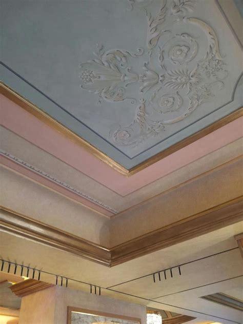 decorazioni soffitti foto decorazione soffitti hotel di snider finiture srls
