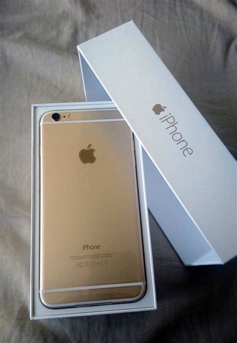 Iphone 6 International 128gb Gold by For Sale Apple Iphone 6 Plus 128gb Gold 2014 Model