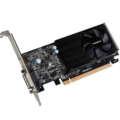 Gigabyte Gv N1030d5 2gl gigabyte geforce gt 1030 low profile 2gb card gv