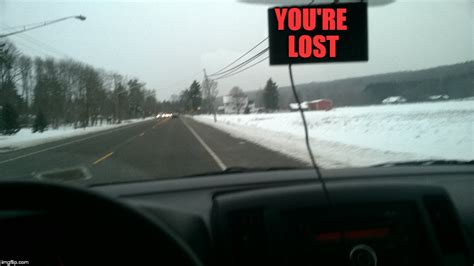 Gps Meme - when you ignore your gps for far too long imgflip