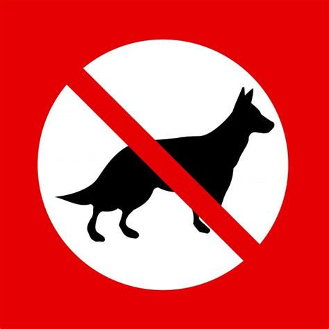 no puppies no dogs sign free stock photo domain pictures