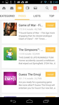 snappea apk free snappea free android app android freeware