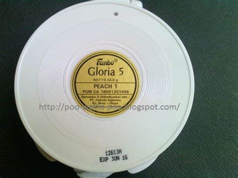 Bedak Wardah Ijo phu s world review fanbo gloria 5