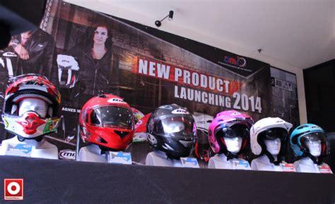 Pasaran Helm Cross Gm helm terbaru dari nhk meluncur ke pasaran siap perang sama