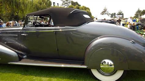 Cadillac V16 Convertible by 1934 Cadillac V16 Style 5835 2 Passenger Convertible
