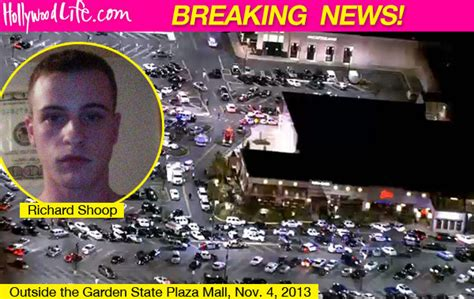 Garden State Mall Shooting Today Garden State Plaza Shooter Identified Found Dead Inside