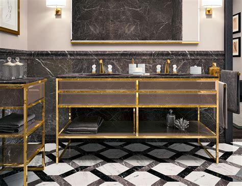 nella vetrina accademia high end italian bathroom vanity
