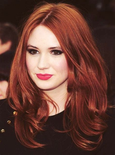 red hair colour on mature women women red hair color ideas 2015