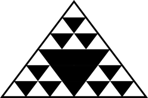 tribal triangle tattoo hawaiian triangle tribal patterns