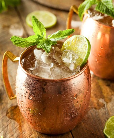 Moscow Mule: The Most Googled Cocktail - Bacon is Magic ...