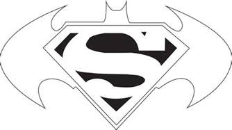superman logo coloring pages superman logo template cliparts co