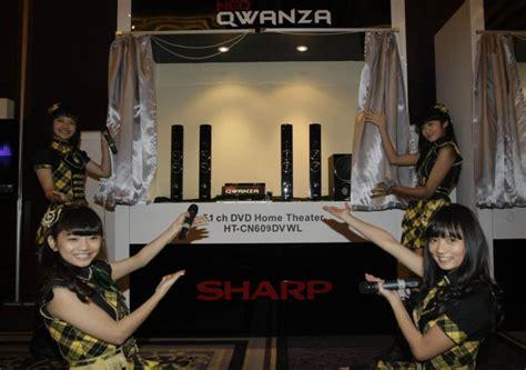 Home Theatre Sharp Neo Qwanza produk baru sharp