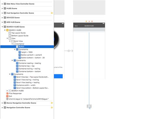 Xcode Uiscrollview Tutorial Storyboard | ios how to design an uiscrollview in storyboard stack