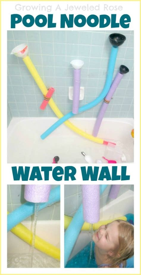 teaching baby to swim in bathtub 2 must have pool toys for summer plus make your own bath toy teach baby to swim