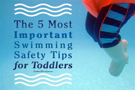 5 Important Tips For Safe Dating by Southern The 5 Most Important Swimming Safety