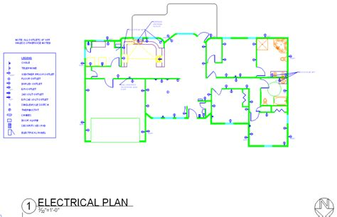 electrical layout plan in autocad autocad drawings by tiffany gagne at coroflot com
