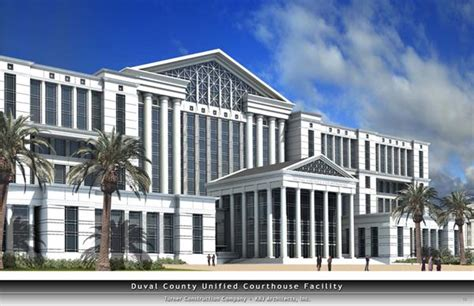 duval county court house duval county courthouse renderings metro jacksonville