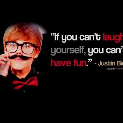 Justin Bieber Fan Quotes