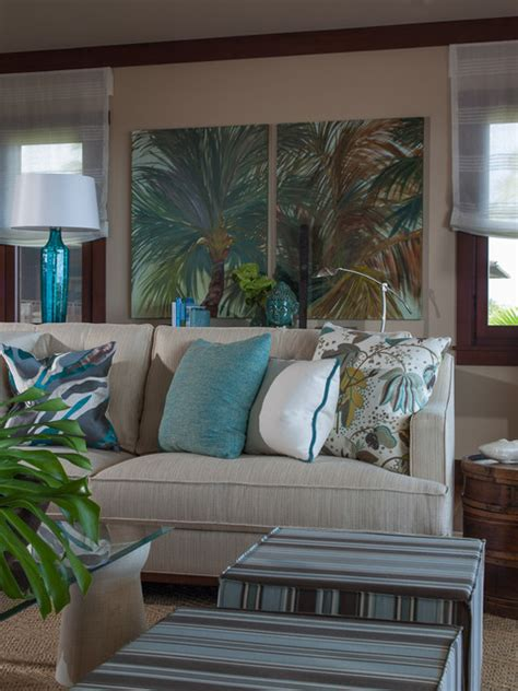 tropical living room decor four seasons vacation home tropical living room