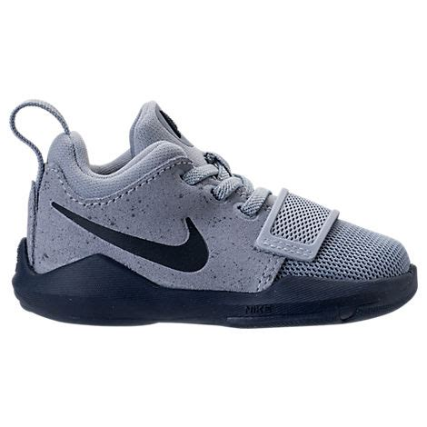 toddler nike shoes boys toddler nike pg 1 basketball shoes finish line